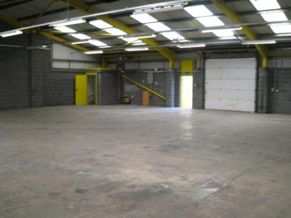 Workshop Space Blackpool Squires Gate Lane