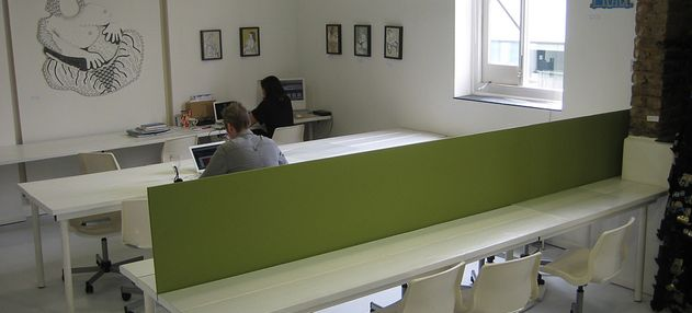 Coworking Space Spitalfields London E1