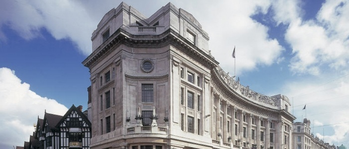 Office Space to Rent Regent Street Liberty House London UK