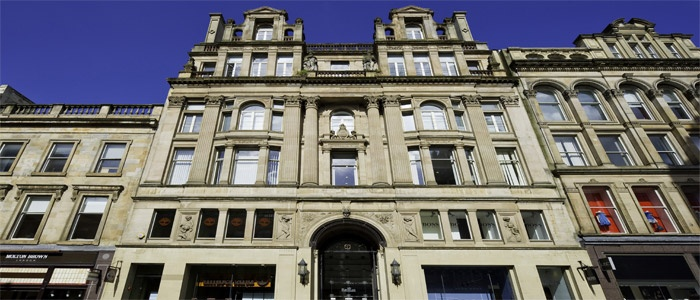 Office Space to Rent Glasgow Buchanan Street UK