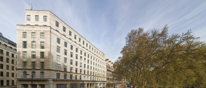Office Space to Rent Grosvenor Gardens London UK