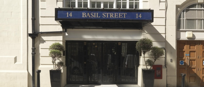 Office Space to Rent Knightsbridge Basil Street London UK