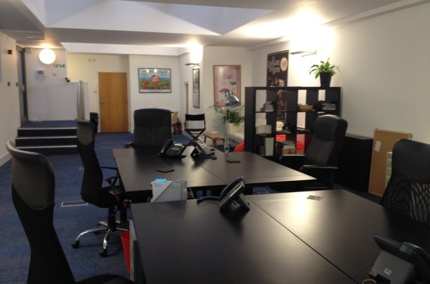 Coworking Space London England NW1 UK