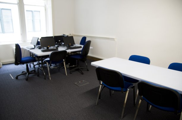 Coworking Space Glasgow Scotland G2 UK