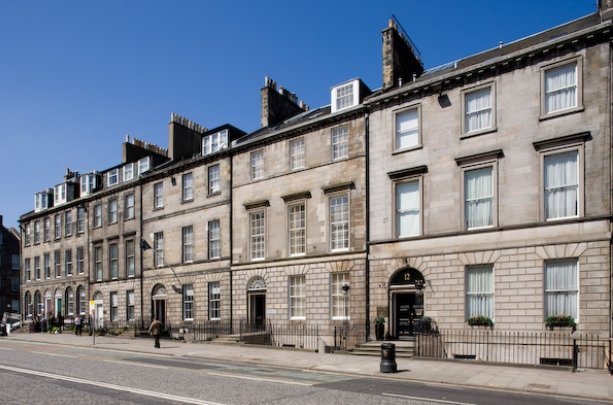Coworking Space Edinburgh Scotland EH1 UK
