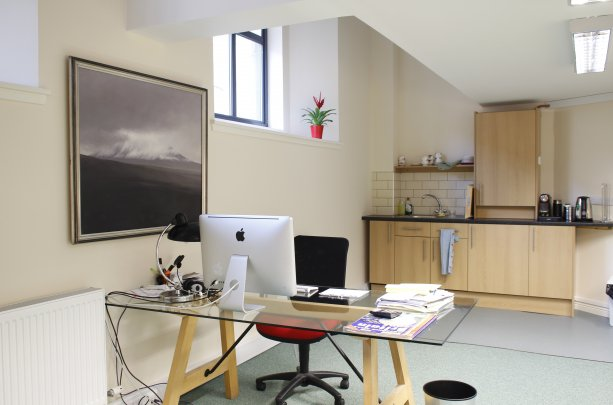 Coworking Space Edinburgh Scotland EH6 UK