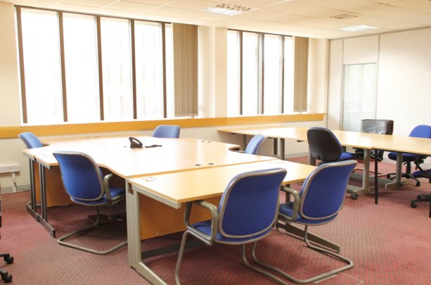 Coworking Space Glasgow Scotland G4 UK