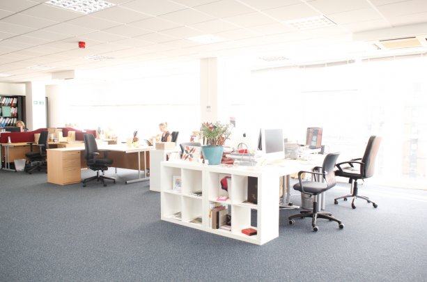 Coworking Space Glasgow Scotland G3 UK