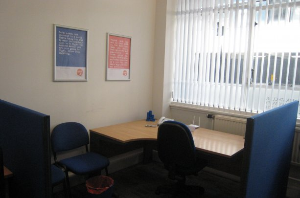 Coworking Space Glasgow Scotland G1 UK