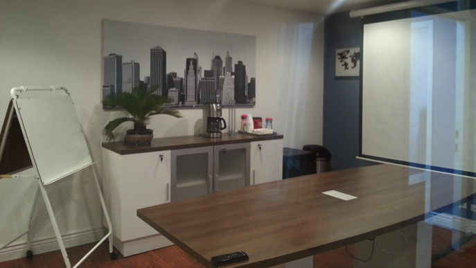 Meeting room in Downtown Miami for $25.00 per hour