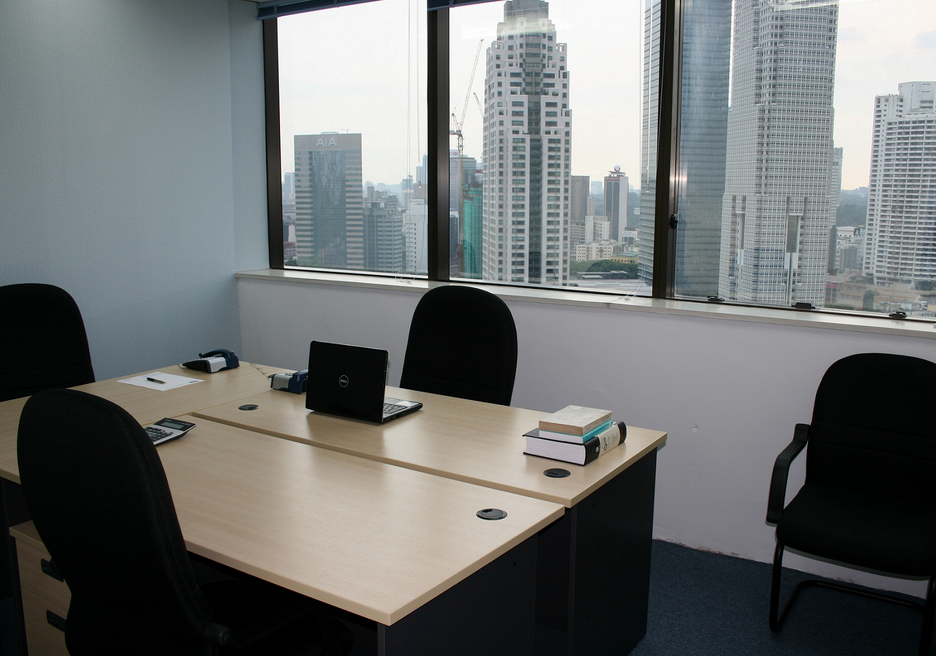 Serviced Offices Kuala Lumpur at WorldWide HighSky