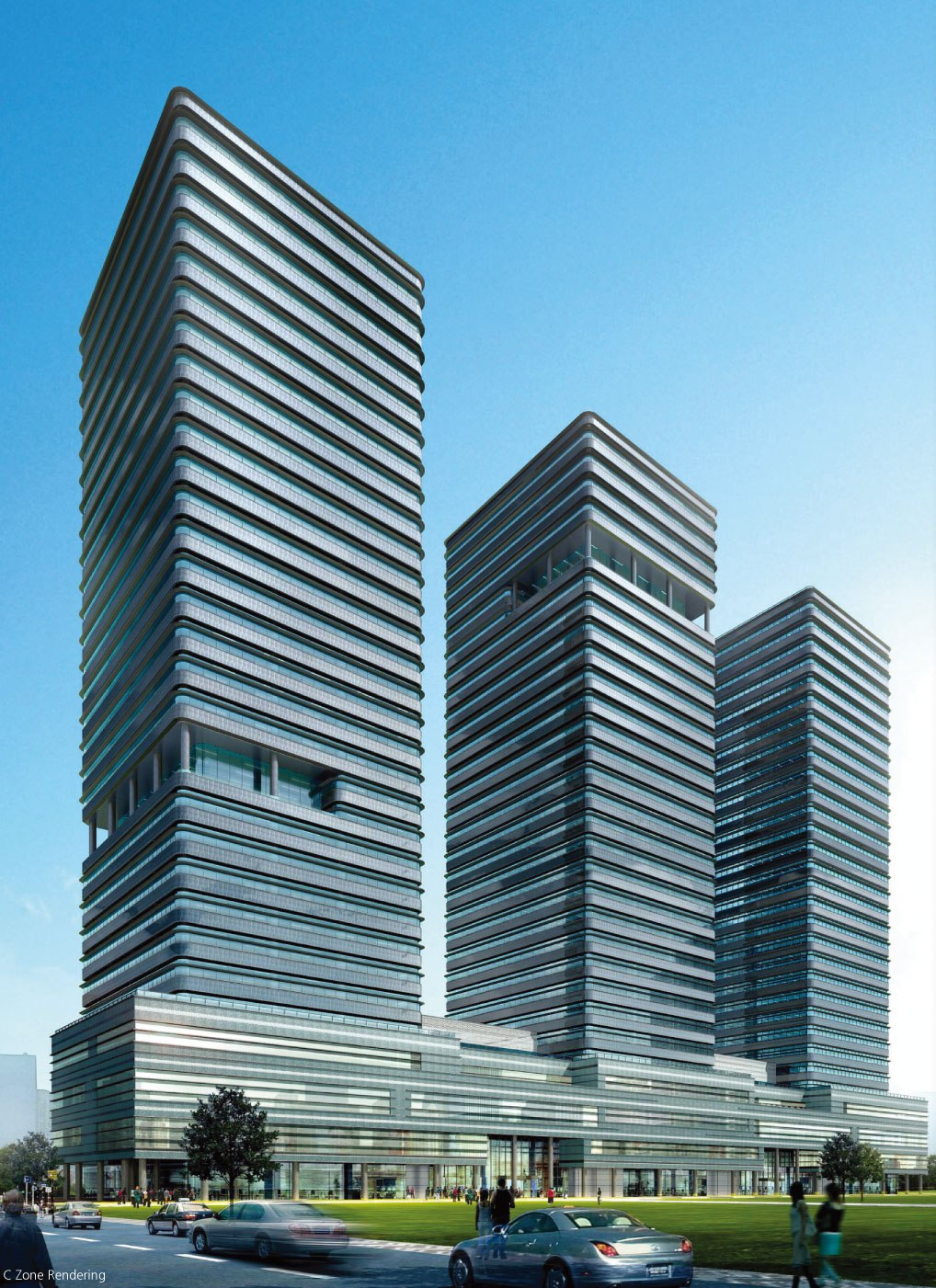 First Avenue, Tianjin, 300457